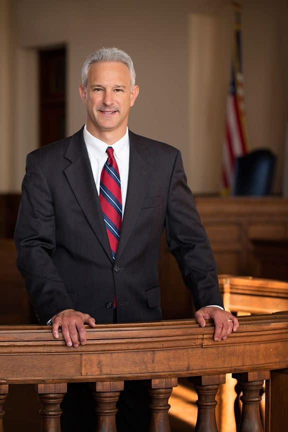 William K Goldfarb Attorney Courtroom