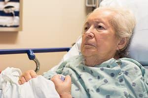 WKG post Elderly Hospital Care